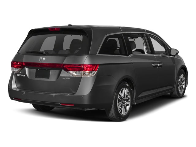 2017 Honda Odyssey Touring Elite In Omaha, NE   Ou0027Daniel Honda
